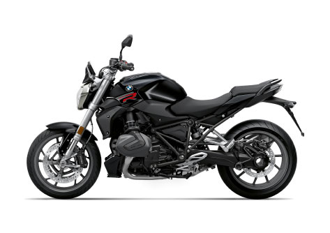 BMW R 1250 R Black Storm Metallic