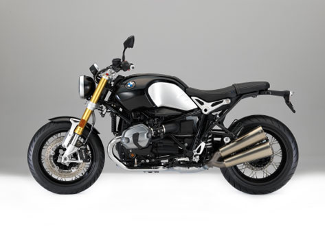 BMW R nineT Black Storm Metallic