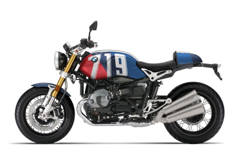 BMW R nineT Spezial w/BilletPack